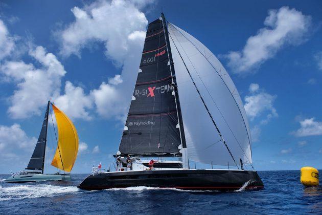 polacy liderami regat antigua sailing week Polacy liderami regat Antigua Sailing Week WhatsApp Image 2018 05 02 at 05