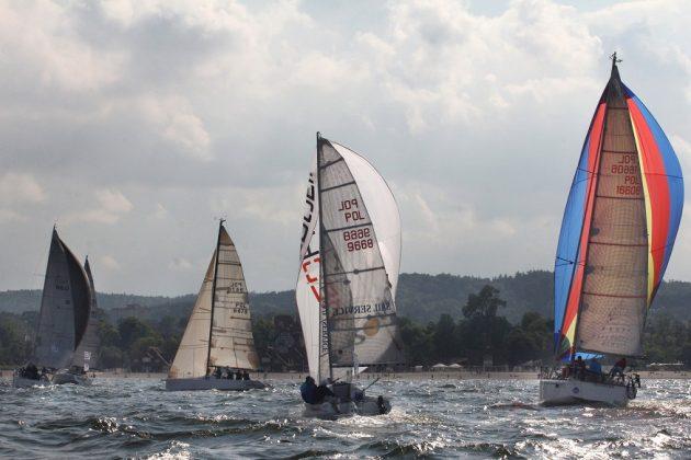 żeglarski puchar trójmiasta Regaty o Żeglarski Puchar Trójmiasta zostały roztrzygnięte Z  eglarski Puchar Tro  jmiasta 5 630x420