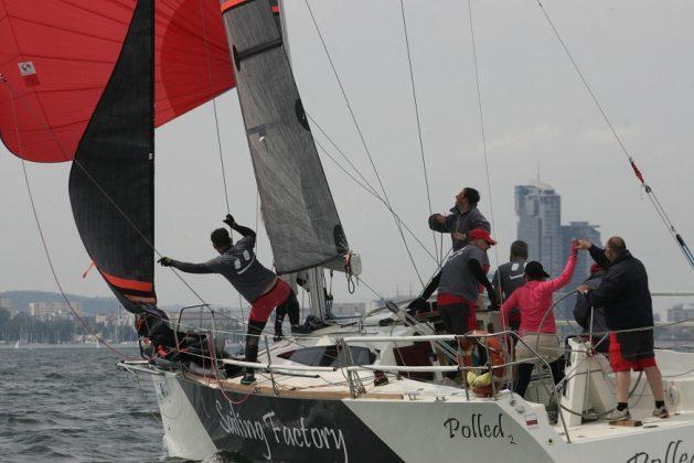 żeglarski puchar trójmiasta Regaty o Żeglarski Puchar Trójmiasta zostały roztrzygnięte Z  eglarski Puchar Tro  jmiasta 8 629x420