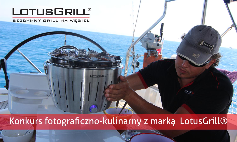 konkurs fotograficzny Konkurs fotograficzno-kulinarny z marką LotusGrill® konkurs z lotugrill
