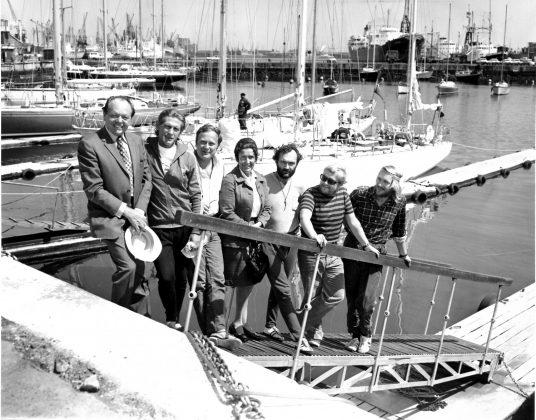 copernicus – jedyny polski jacht startujący w rejsie legend volvo ocean race Copernicus – jedyny polski jacht startujący w rejsie legend Volvo Ocean Race 19 536x420