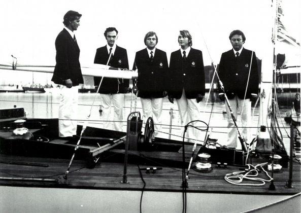 copernicus – jedyny polski jacht startujący w rejsie legend volvo ocean race Copernicus – jedyny polski jacht startujący w rejsie legend Volvo Ocean Race 23 593x420