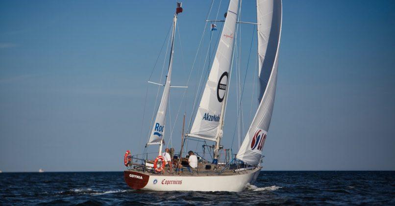 copernicus – jedyny polski jacht startujący w rejsie legend volvo ocean race Copernicus – jedyny polski jacht startujący w rejsie legend Volvo Ocean Race Sesja Volvo SY Copernicus 020 806x420