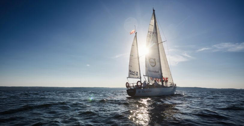 copernicus – jedyny polski jacht startujący w rejsie legend volvo ocean race Copernicus – jedyny polski jacht startujący w rejsie legend Volvo Ocean Race Sesja Volvo SY Copernicus 027 813x420