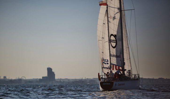 copernicus – jedyny polski jacht startujący w rejsie legend volvo ocean race Copernicus – jedyny polski jacht startujący w rejsie legend Volvo Ocean Race Sesja Volvo SY Copernicus 034 724x420