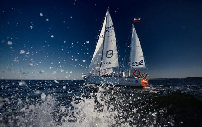 copernicus – jedyny polski jacht startujący w rejsie legend volvo ocean race Copernicus – jedyny polski jacht startujący w rejsie legend Volvo Ocean Race Sesja Volvo SY Copernicus 043 666x420