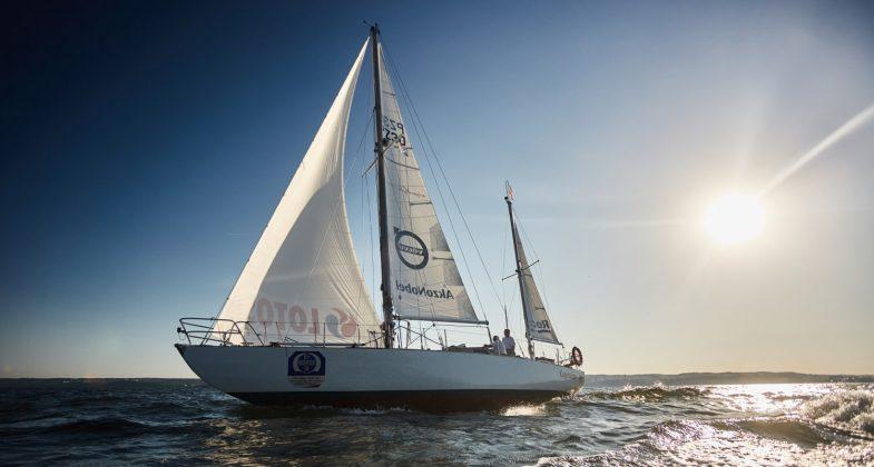 copernicus – jedyny polski jacht startujący w rejsie legend volvo ocean race Copernicus – jedyny polski jacht startujący w rejsie legend Volvo Ocean Race Sesja Volvo SY Copernicus 048 785x420