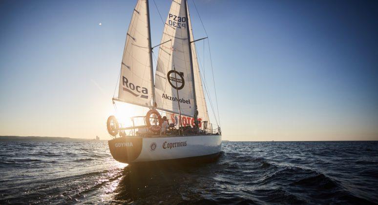 copernicus – jedyny polski jacht startujący w rejsie legend volvo ocean race Copernicus – jedyny polski jacht startujący w rejsie legend Volvo Ocean Race Sesja Volvo SY Copernicus 078 774x420