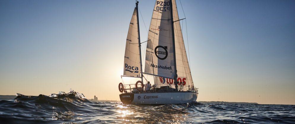 copernicus – jedyny polski jacht startujący w rejsie legend volvo ocean race Copernicus – jedyny polski jacht startujący w rejsie legend Volvo Ocean Race Sesja Volvo SY Copernicus 079 995x420