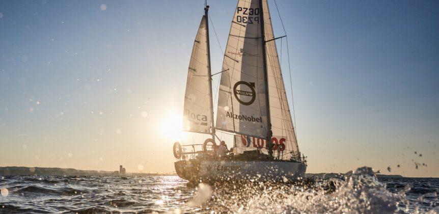 copernicus – jedyny polski jacht startujący w rejsie legend volvo ocean race Copernicus – jedyny polski jacht startujący w rejsie legend Volvo Ocean Race Sesja Volvo SY Copernicus 080 862x420