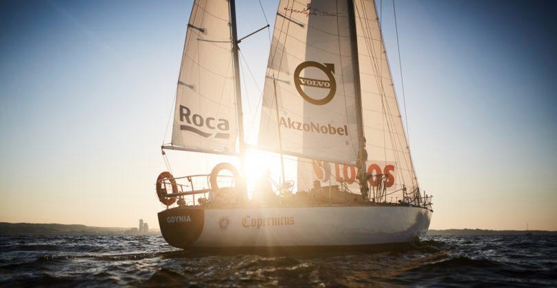 copernicus – jedyny polski jacht startujący w rejsie legend volvo ocean race Copernicus – jedyny polski jacht startujący w rejsie legend Volvo Ocean Race Sesja Volvo SY Copernicus 082 811x420