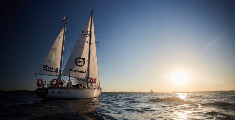 copernicus – jedyny polski jacht startujący w rejsie legend volvo ocean race Copernicus – jedyny polski jacht startujący w rejsie legend Volvo Ocean Race Sesja Volvo SY Copernicus 083 824x420