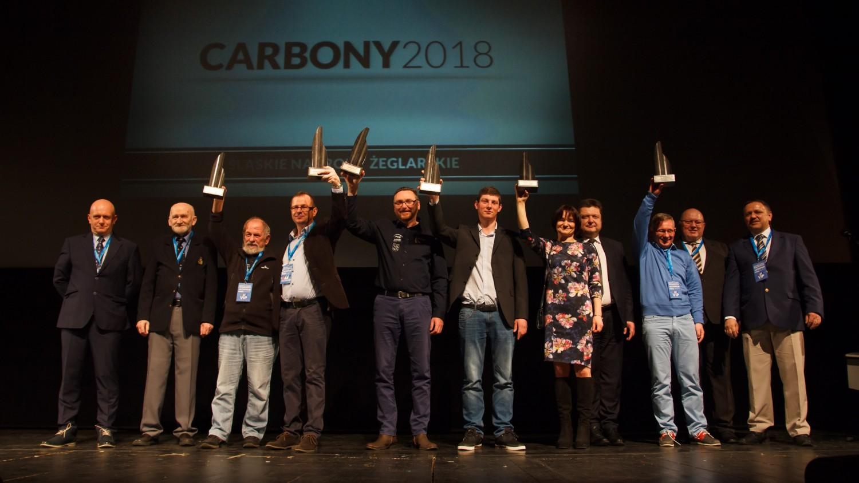 carbony 2019 Ostatnie  dni zgłoszeń do Śląskich Nagród Żeglarskich Carbony 2019 Grupowe