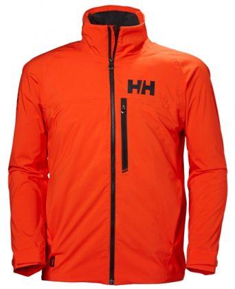 helly hansen Helly Hansen poleca nową kolekcję – HP Racing Midlayer z Thomasem Coville 34041 147 342x420