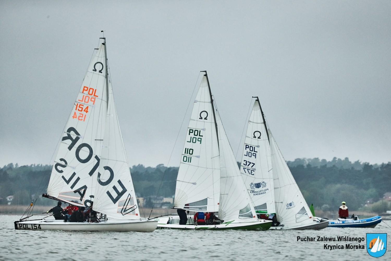 puchar polski w klasie omega wystartował w krynicy morskiej Puchar Polski w klasie Omega wystartował w Krynicy Morskiej S 02518