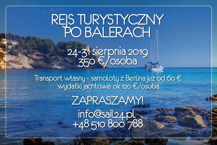 rejs-po-balearach-majorka-sierpień-2019