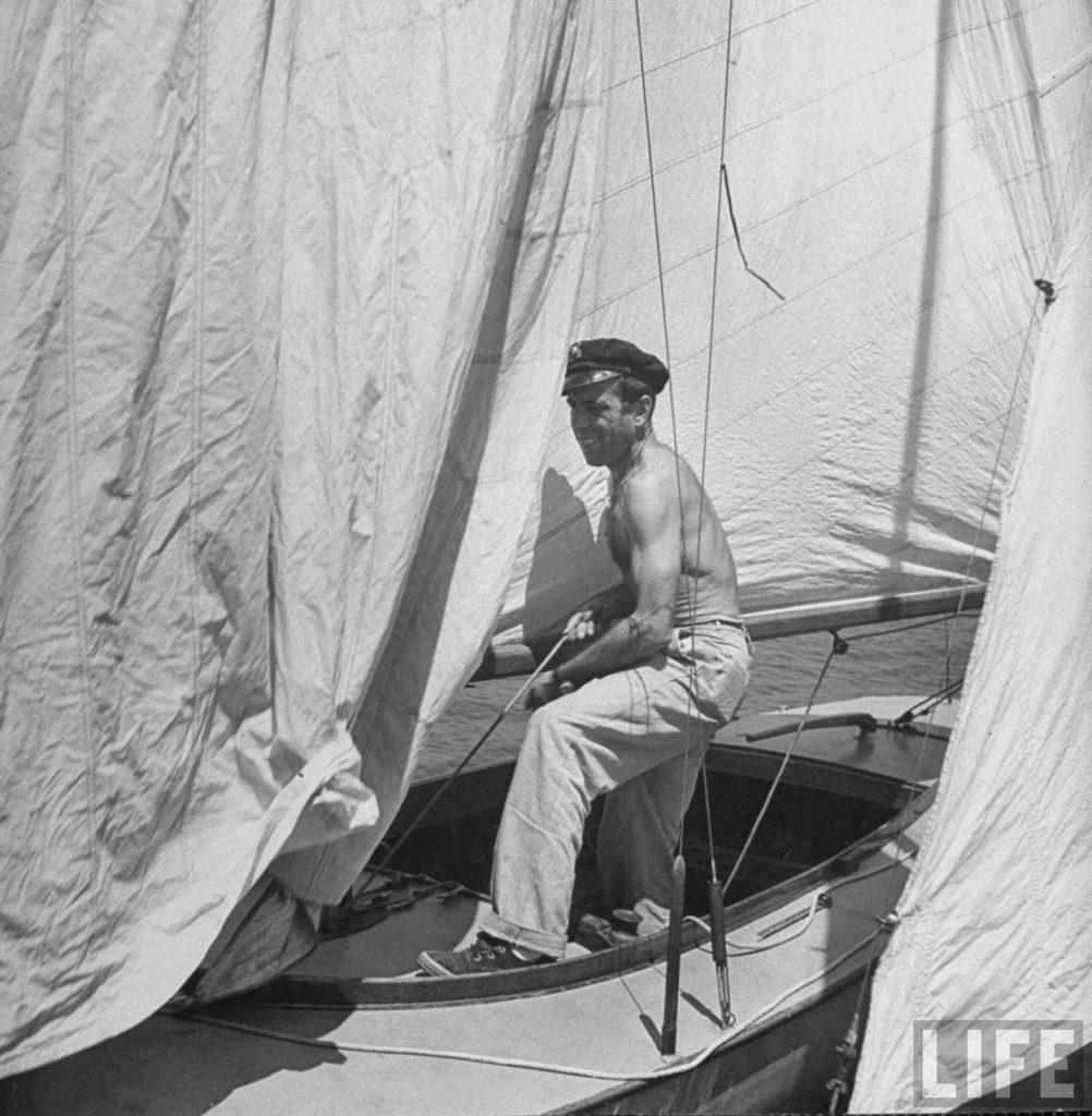 Humprey Bogart żeglarstwo